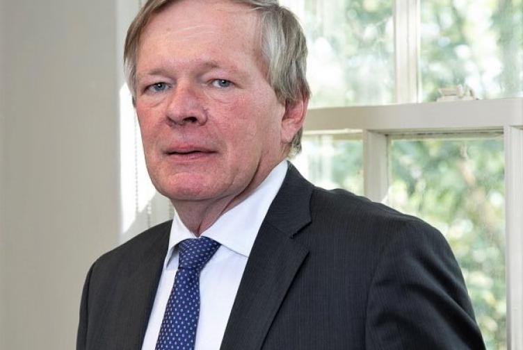 Medical Council President Associate Professor Richard Walsh